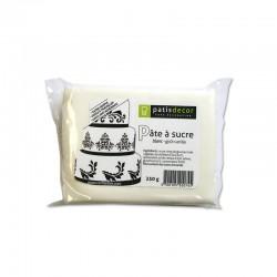 pâte à sucre blanche 250G