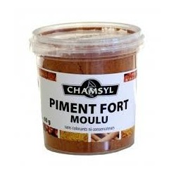 PIMENT FORT MOULU 150G