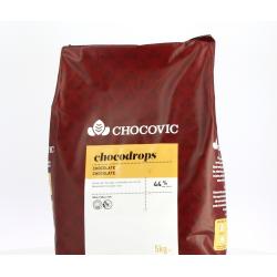 CHOCOLAT DROPS 44% 5KG BARRY