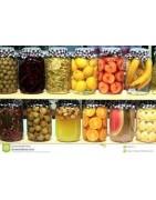 Conserve de fruits